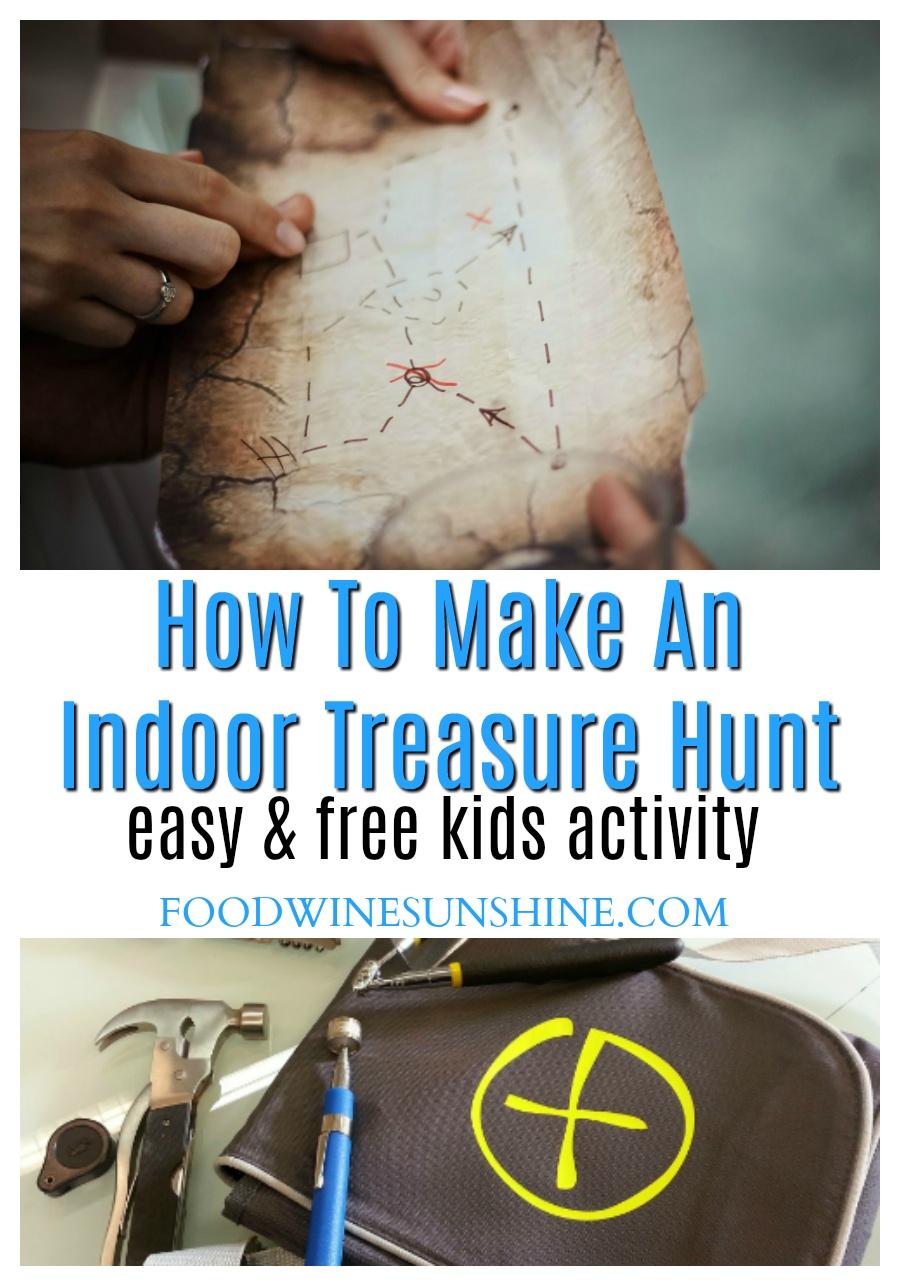 How To Make An Indoor Treasure Hunt