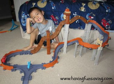 chuggington stacktrack review and giveaway