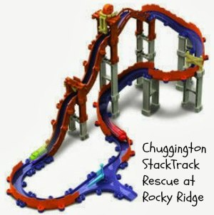 Chuggington StackTrack Rescue + Ready to Rescue DVD Review & GIVEAWAY