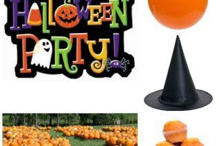Halloween Party Ideas for Kids on Food Wine Sunshine