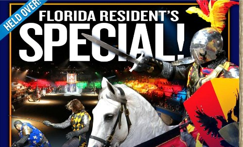 Medieval Times Florida Resident Rate Discount – EXCLUSIVE