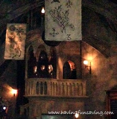 Best things to see a The Wizarding World of Harry Potter