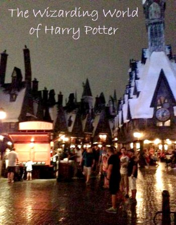The Wizarding World of Harry Potter at Islands of Adventure info