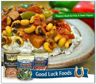 Trappey's Black Eye Peas & Sweet Peppers Recipe