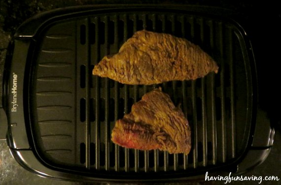 BrylaneHome Indoor Grill Review + Giveaway