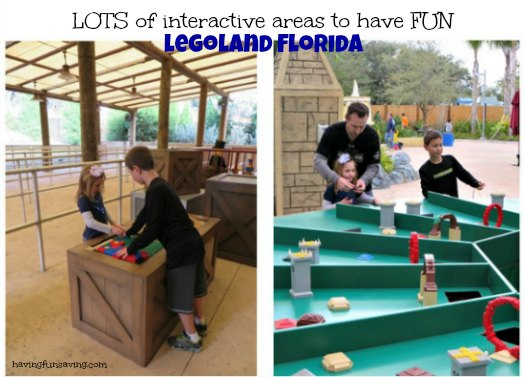 Best things to do at Legoland