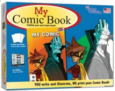 My Comic Book Review – Create Your Own Comic Book