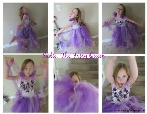Luna Star Makeup For Kids Review + My Fairy Queen!