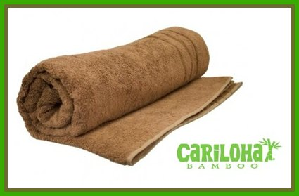 Cariloha Bamboo Bath Towels Review