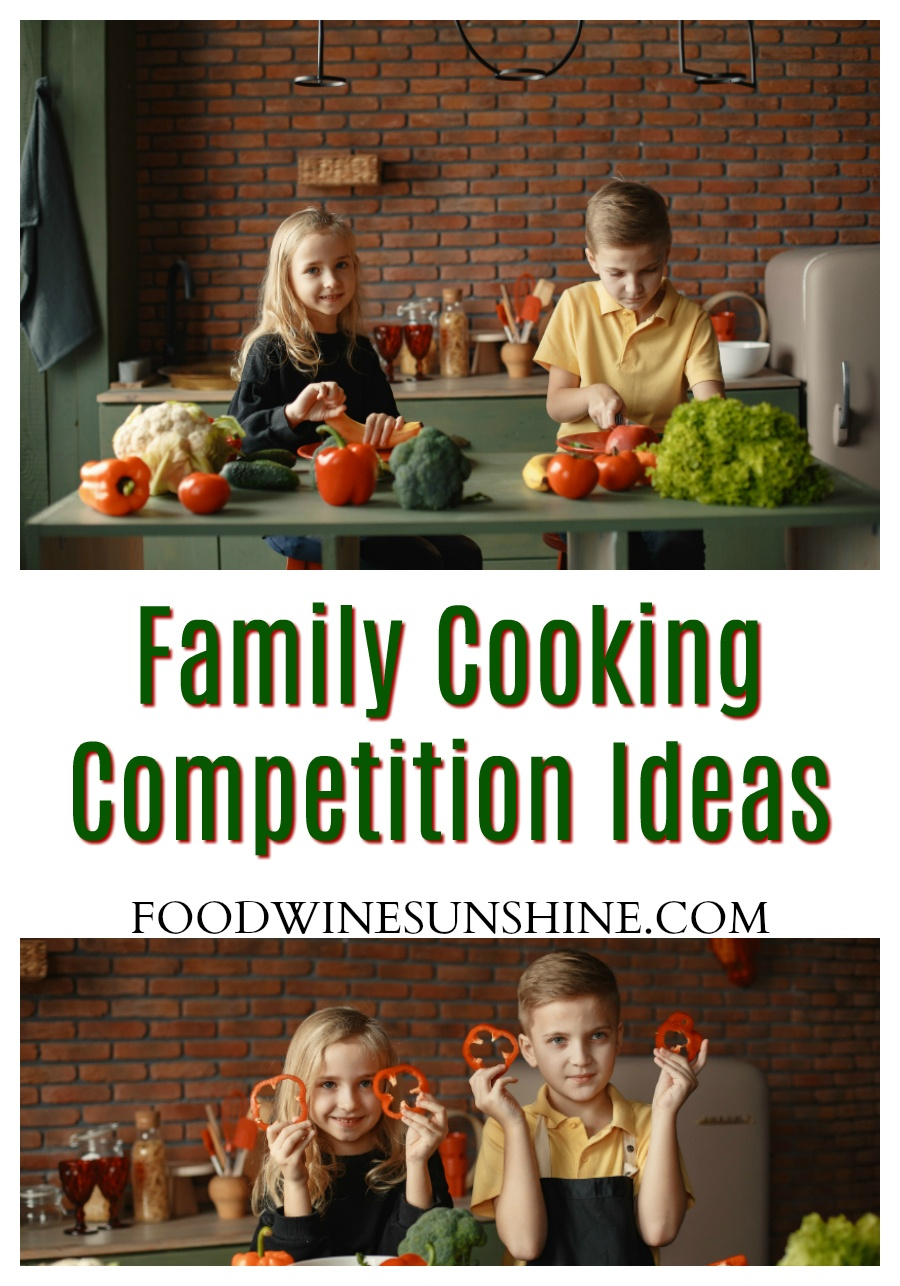 Fun Family Cooking Competition Ideas