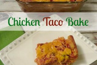Chicken Taco Bake recipe