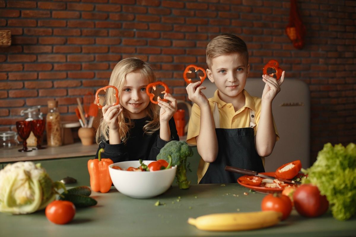 Family Cooking Competition