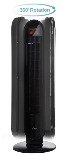 Ozeri 360 Oscillation Tower Fan Review