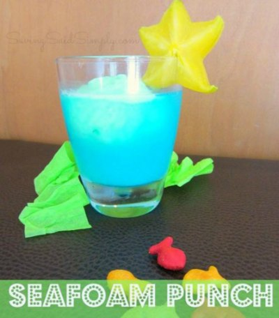 Seafoam Punch Recipe