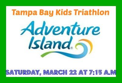 Tampa Bay Kids Triathlon – March 22, 2014