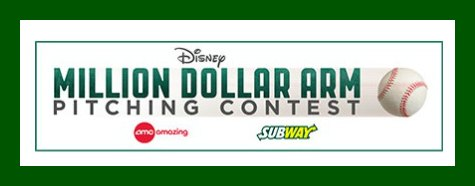 Million Dollar Arm Pitching Contest #Orlando