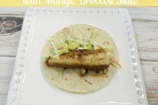 Mahi Mahi Fish Tacos recipe