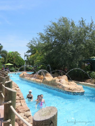Aquatica Orlando Waterpark information