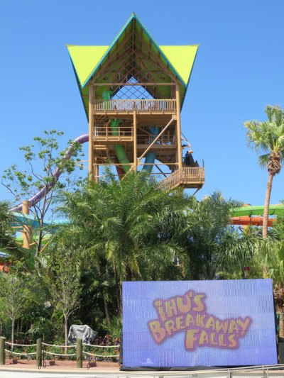 Aquatica Orlando Waterpark details