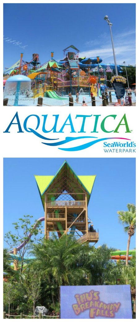 Aquatica Orlando Waterpark