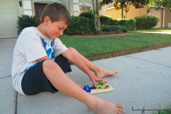 MOTORWORKS by Manhattan Toy Company Review