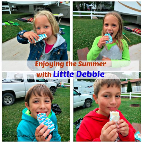 Little Debbie Beach Themed Snacks – The Perfect Summer Treat