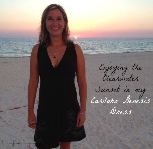 Cariloha Genesis Dress - Beautiful, Comfortable, & Bamboo!  Review + Giveaway