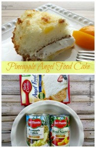 Pineapple Angel Food Cake Recipe on Food Wine Sunshine