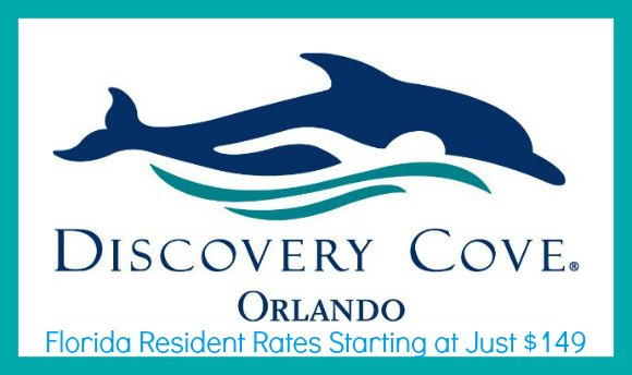 Discovery Cove Florida Resident rates