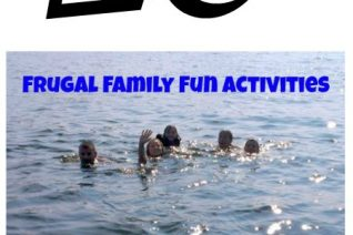 20 Frugal Family Fun Activities on Food Wine Sunshine