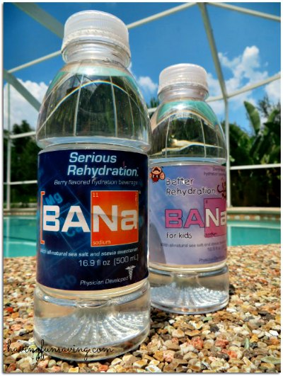 Stay Hydrated With BANa