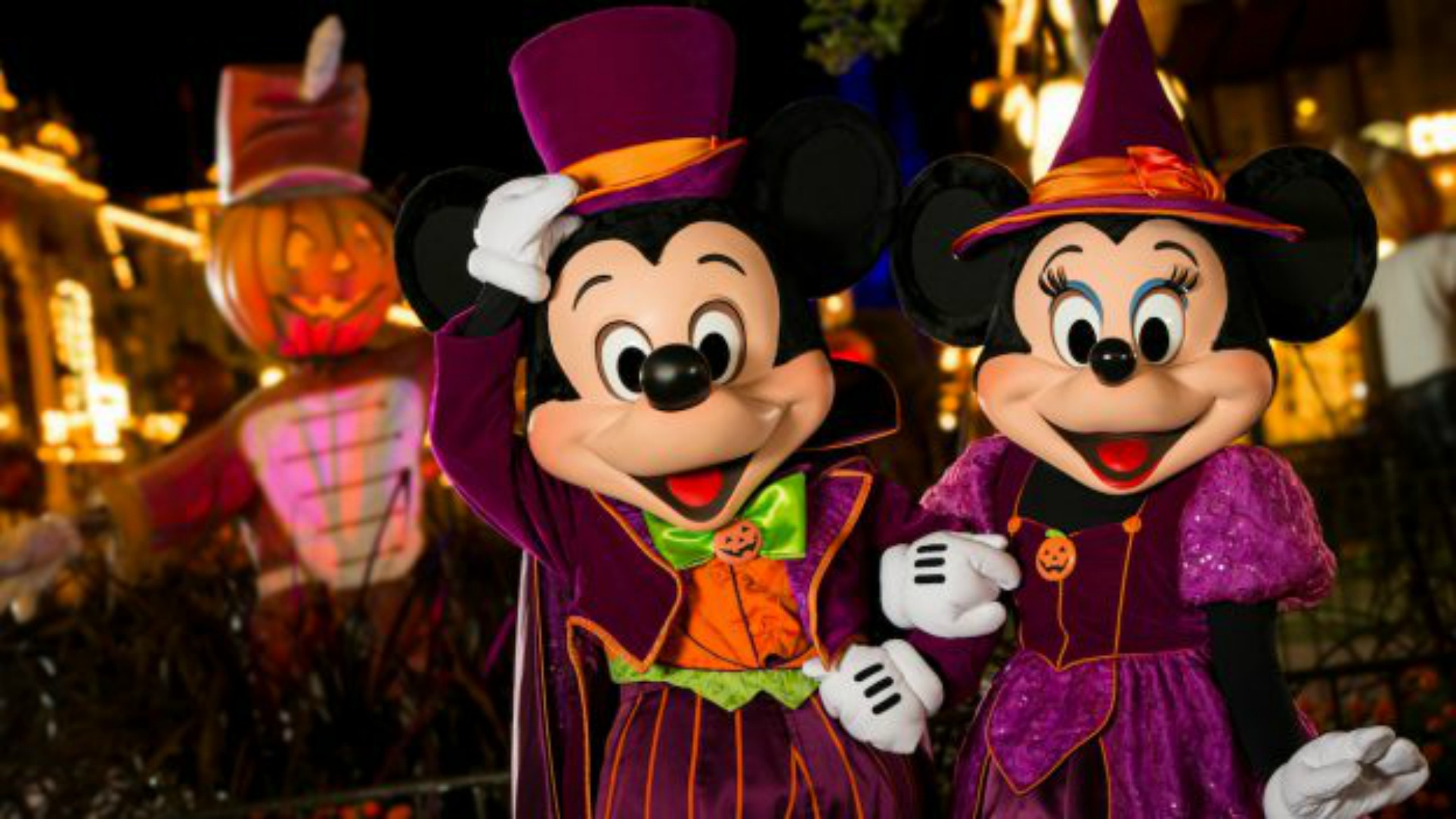 Disney Fall Events
