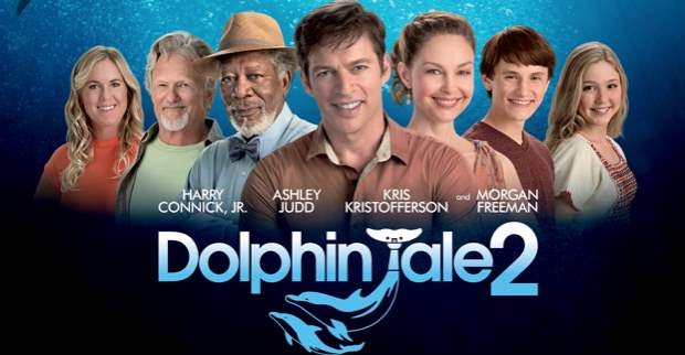 Dolphin Tale 2 Movie Review #WinterHasHope