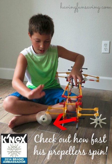 Get Building With K'NEX - K'NEX 521 Piece Building Set Review