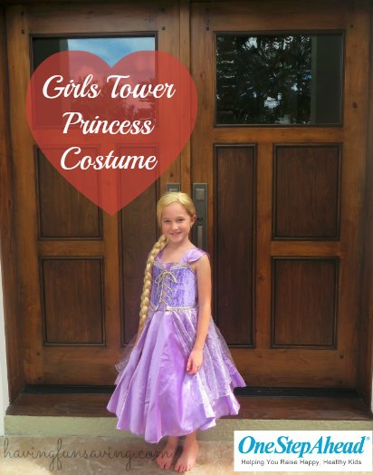 Tower Princess Costume By One Step Ahead