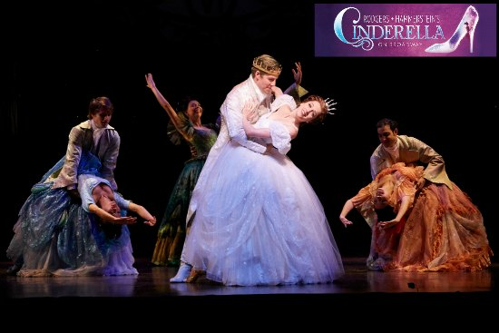 Cinderella on Broadway at the Straz Center