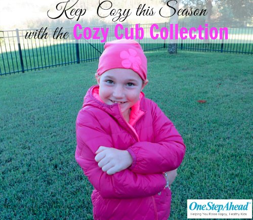 Cozy Cub Collection by One Step Ahead – Keep Cozy This Season!