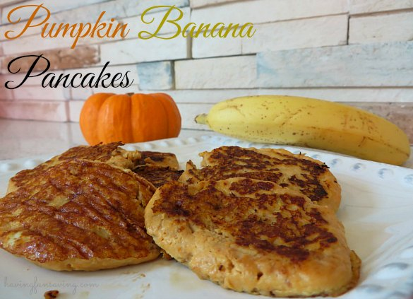Low Fat Pumpkin Pancakes Recipe