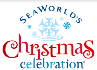 FREE Child's Ticket SeaWorld Christmas Celebration Offer 2014