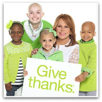 St. Jude Thanks and Giving Season – Help More Kids Live
