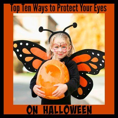 Tips To Protect Your Eyes On Halloween