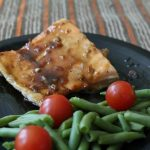 How To Make Baked Salmon with Maple Glaze - Food Wine Sunshine