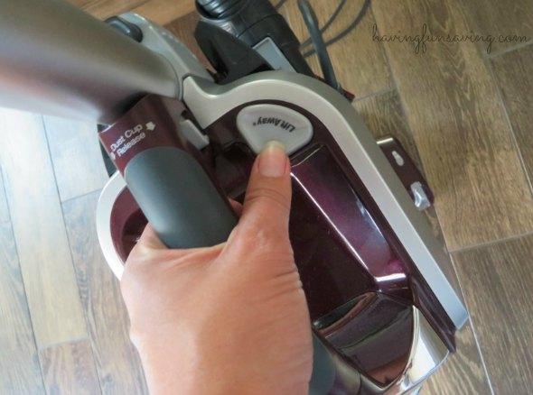 Shark Vacuum Power Lift Away