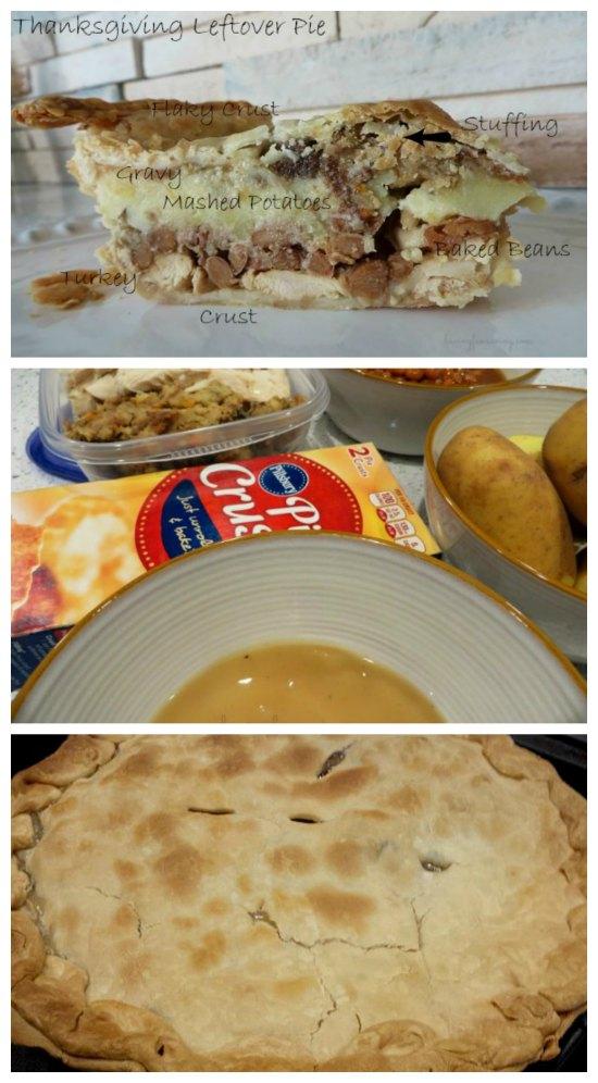 Thanksgiving Leftover Pie on Food Wine Sunshine