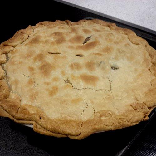 Recipe for Thanksgiving leftover pie