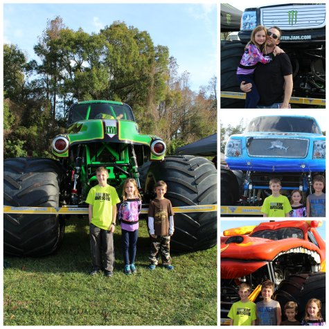 Monster Jam 2015 Is Coming To Orlando!