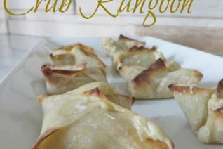 Baked Crab Rangoon Recipe