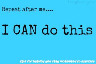Tips to stay motivated to exercise