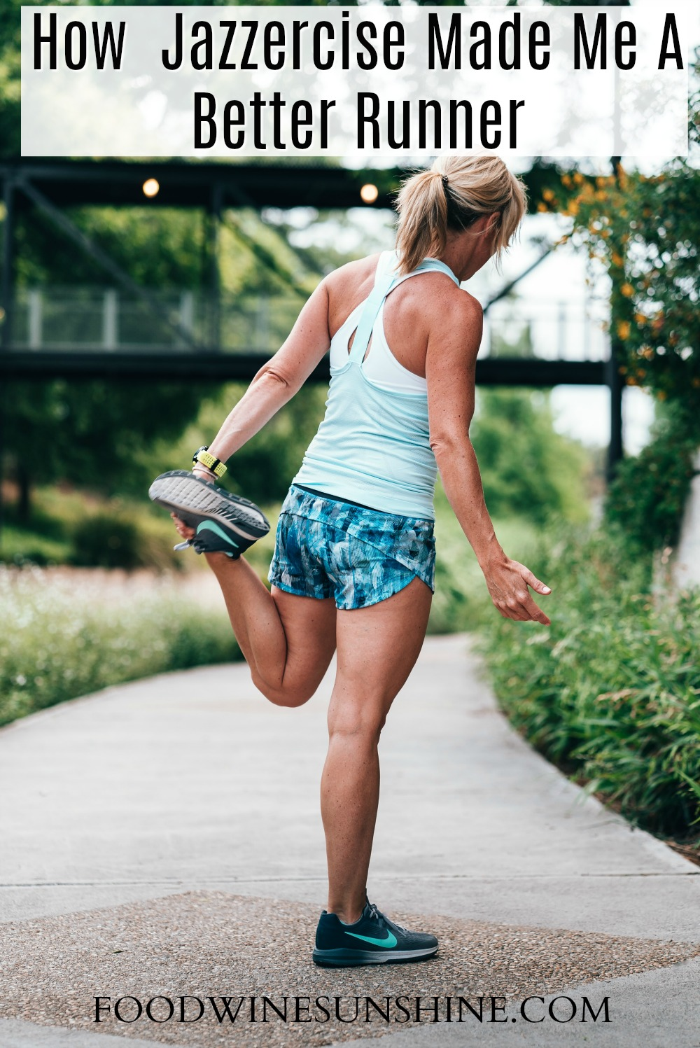 How Jazzercise made me a better runner