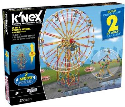 K'NEX Ferris Wheel Building Set – Build Your Own Amusement Park!